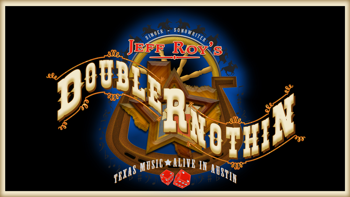 Logo Image for Jeff Roy's Double r Nothin' band.
